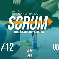 Curso Prtico Scrum - Gesto gil de Projetos Uberlndia