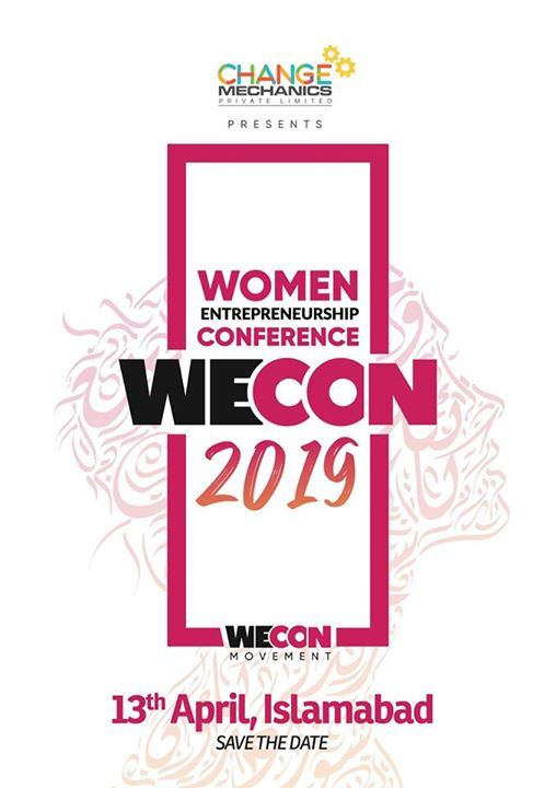 Women Entrepreneurship Conference (WECON19)