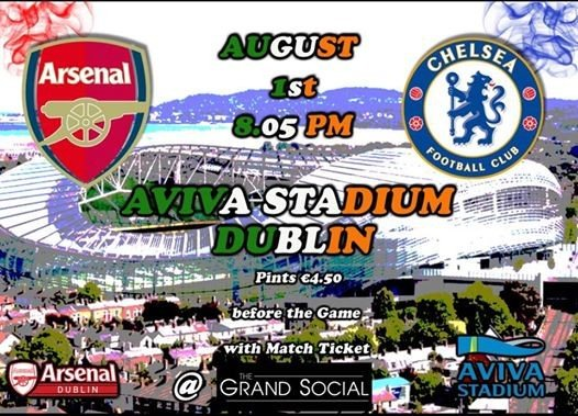 Dublin Arsenal Supporters Club