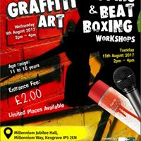 Rapping &amp Beat Boxing Workshop