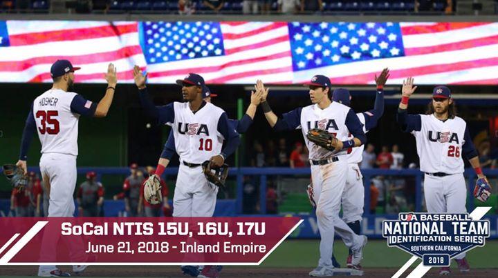 inland empire california baseball