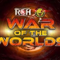 Ring of Honor Wrestling Presents War of the Worlds 2017