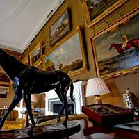 Tour of the Jockey Club Rooms in Newmarket