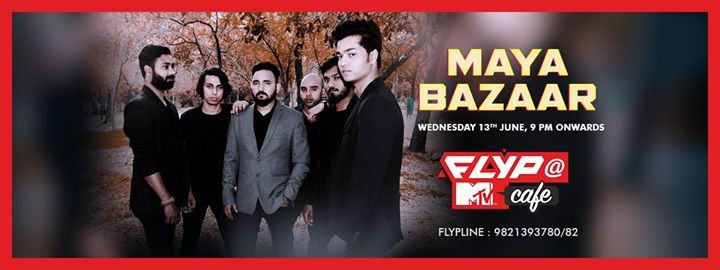 Catch Maya Bazaar performing LIVE