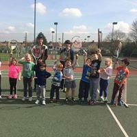 Summer Half Term Tennis Camps