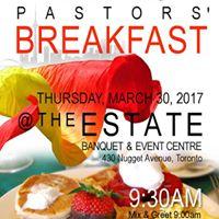 2017 JITC Pastors &amp Leaders Breakfast (RSVP)