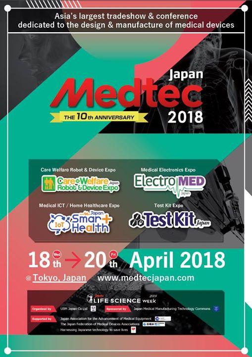 Medtec Japan 2018