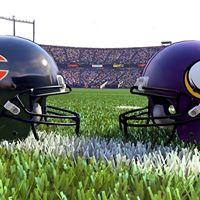 Monday Night Football - Vikings vs. Bears