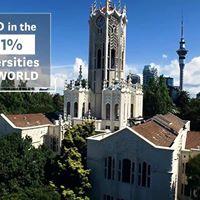 University of Auckland Spot Admission Session - New Delhi
