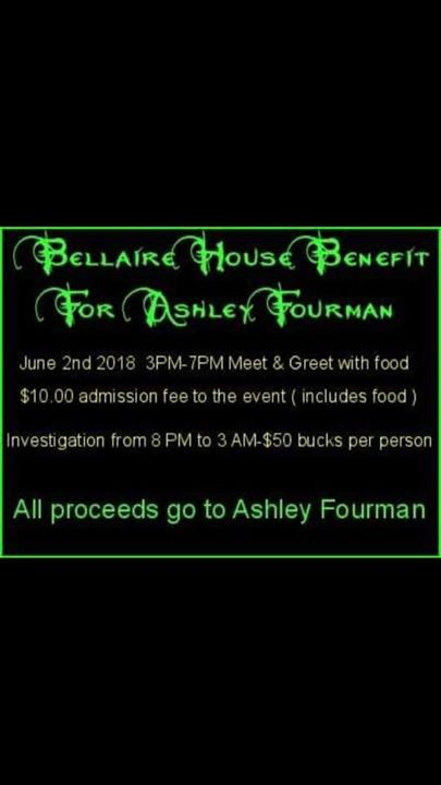 Bellaire House Benefit for Ashley Fourman