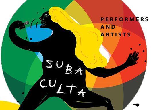 Subbacultcha - Culture Night at the Rogue