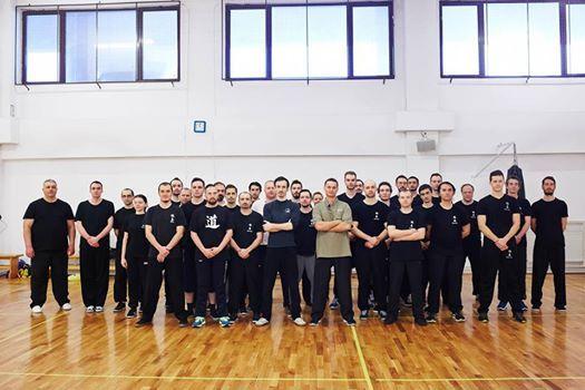 Seminar National De Wing Chun - Februarie 2019