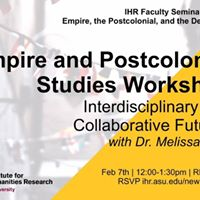 Empire and Postcolonial Studies Workshop