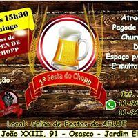 Festa Do Chopp - Favela Futsal