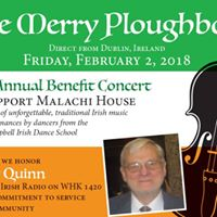 16th Annual Merry Ploughboys Benefit Concert