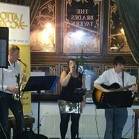 Gotta Groove Trio performing live at The Village Hotel Dudley