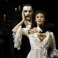 Phantom of the Opera at Paramount Theatre