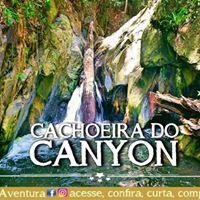 Trilha Cachoeira do Canyon (Nvel Dificil)