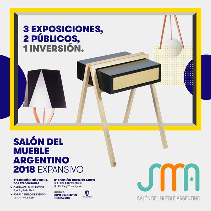 Salón del Mueble Argentino - Para Profesionales at Forja Centro de ...