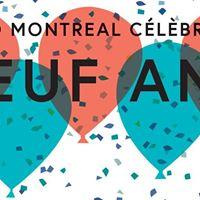 Le week-end anniversaire dImpro Montral  Anniversary Weekend