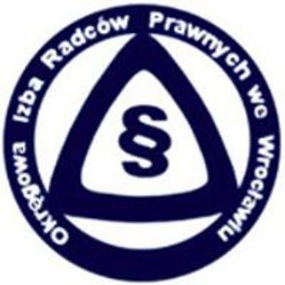 OIRP Wrocław - Okręgowa Izba Radców Prawnych we Wrocławiu
