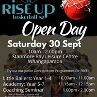 Rise Up Basketball OPEN DAY