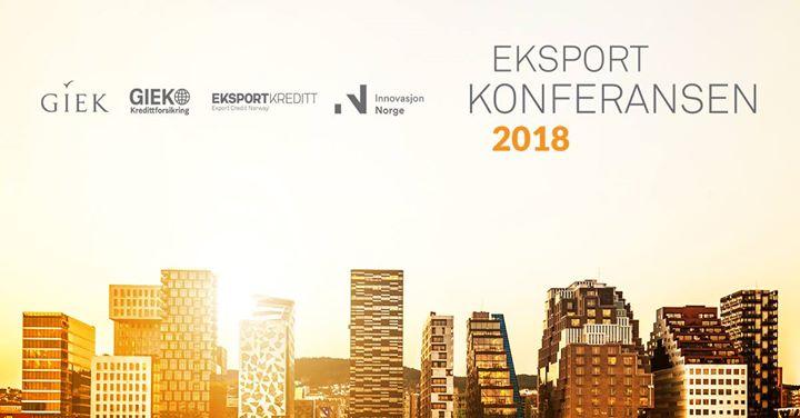 Eksportkonferansen 2018