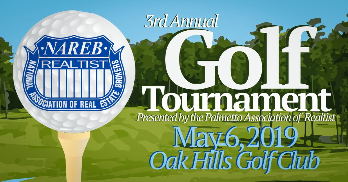 3rd Annual SCNAREB Golf Tournament
