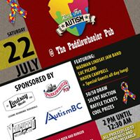 Rock For Autism at The Paddlewheeler Pub