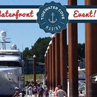 Business After Hours at Tidewater Cove Marina