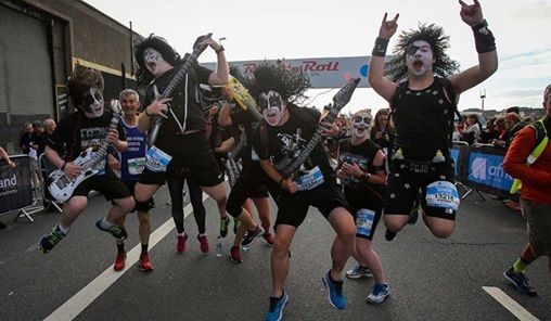 Run the Affidea Rock n Roll Dublin Half Marathon for RNIB