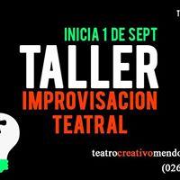 Taller de Improvisacin Teatral - Inicia en Septiembre