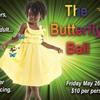 The Butterfly Ball at the Midwest MIND Body &amp Beauty Expo