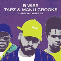 Red Bull Sound Select Presents B Wise Tapz and Manu Crook