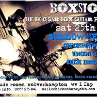Boxstock - Cigar Box Guitar Festival