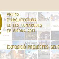 Inauguraci Premis dArquitectura de les Comarques de Girona