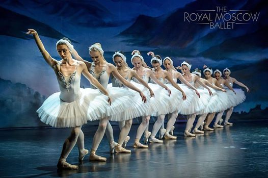 The Royal Moscow Ballet presents Swan Lake 2019