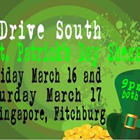 Drive South back to rock the Singapore for St Paddys Day
