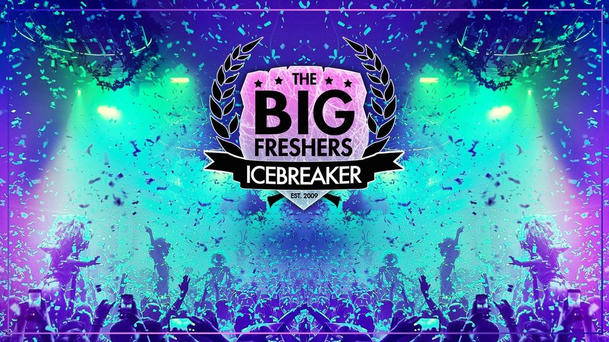 5c893e0880 The Big Freshers Icebreaker - Plymouth - Official University Event ...