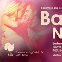 Bachata Night Basel 21.05.2017