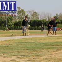 Cricket Match SIMT Korangi Campus VS SIMT Main Campus