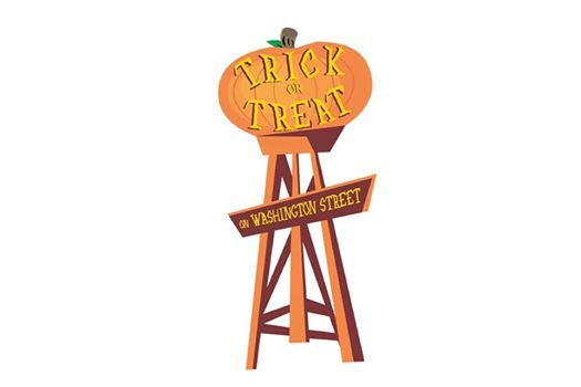 Trick or Treat on Washington Street