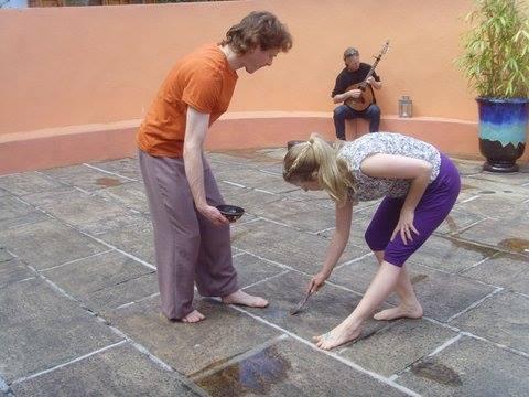 5 Rhythms Dance with Irene Ward