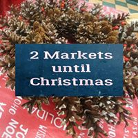 2 Markets until Christmas