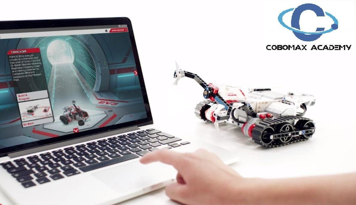 LEGO Robotics Program for Kids in Grades 4-7 at University