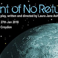 Point of No Return - A new play by Laura Jane Ashdown