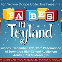 Babes In Toyland presented by Fort Wayne Dance Collective