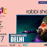 World Music Day Festival feat. Rabbi Shergill at HRC New Delhi