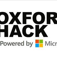 OxfordHack 2017