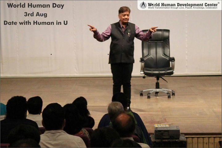 WHDC : Foundation Day at Veer Savarkar Samarak Auditorium ...